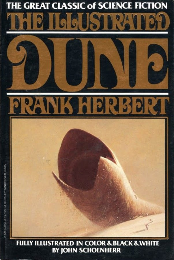 01 ILLUSTRATED DUNE COVER