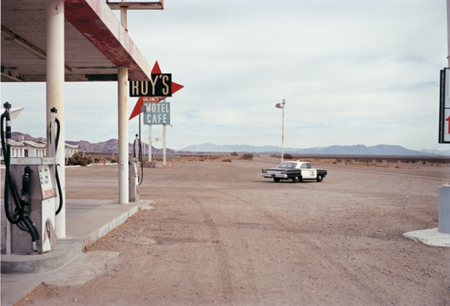 Egglestone Untitled (California Desert series)